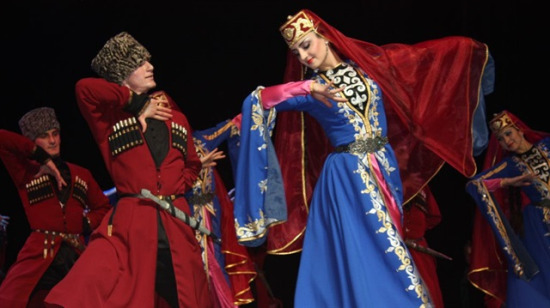 Zarafet, asalet ve kahramanlığın yüzyıllık oyunu: Kafkas