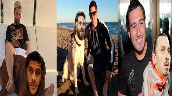 Köpeklerine şaşırtıcı isimler veren futbolcular