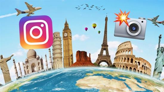 Instagram 2016 yılına damga vurmuş en popüler, gezilesi yerleri açıkladı