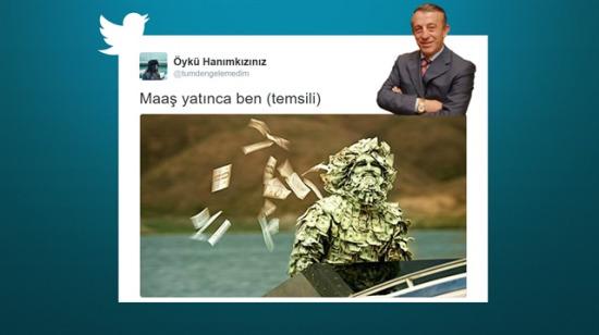 Patron çıldırdı: Maaş yatınca kendini Ali Ağaoğlu sanan 14 kişi