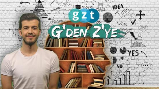 G'den Z'ye'nin bu haftaki konuğu genç gazeteci Tunahan Elmas