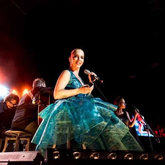 Eurovision cesareti ve Sertab Erener'in değişen kariyeri