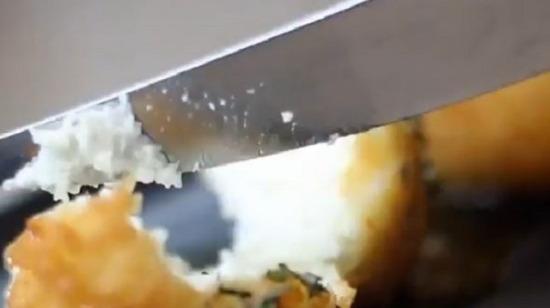 Çıtır peynir topları