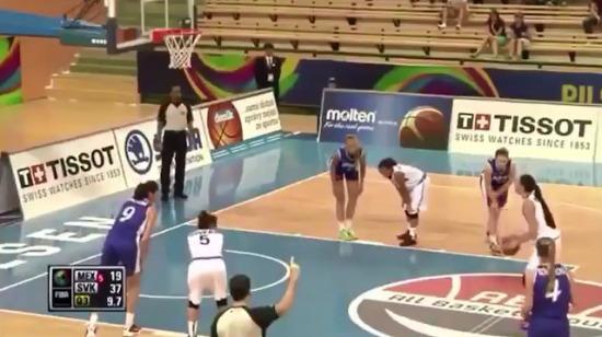 Dünyanın en anlamsız basket maçı