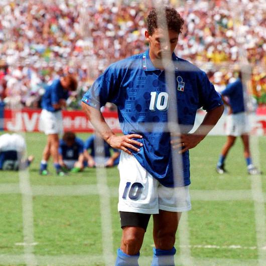 Baggio, hayaleti öldürdü