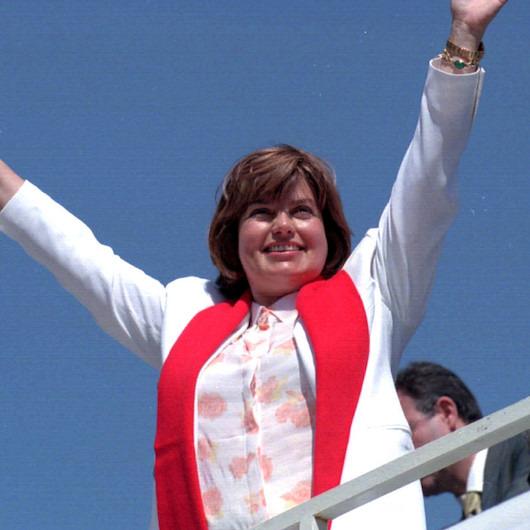 Türkiye'nin ilk kadın Başbakanı: Tansu Çiller