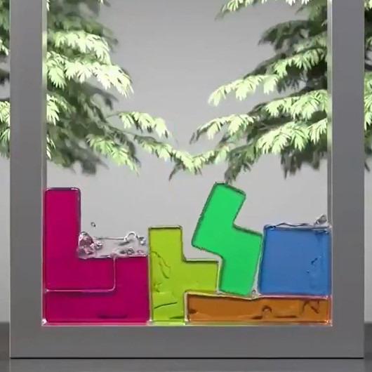 Jelibon tetris