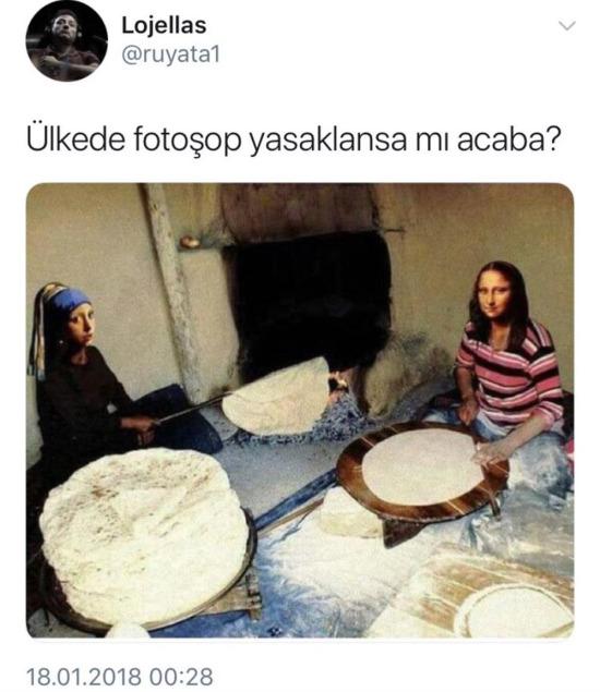 Türkiye'de photoshop yasaklansın