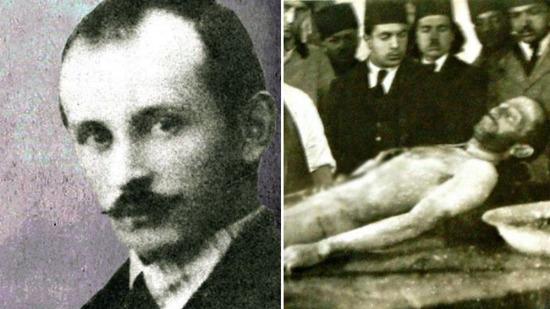 Yapayalnız öldükten sonra cesedi kadavra yapılan Ömer Seyfettin
