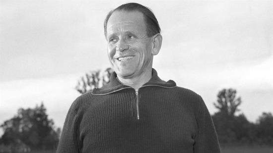 Alman teknik adam Josef Sepp Herberger bugün vefat etti