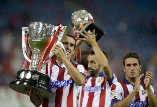 Atletico Madrid 26 Nisan 1903'de kuruldu