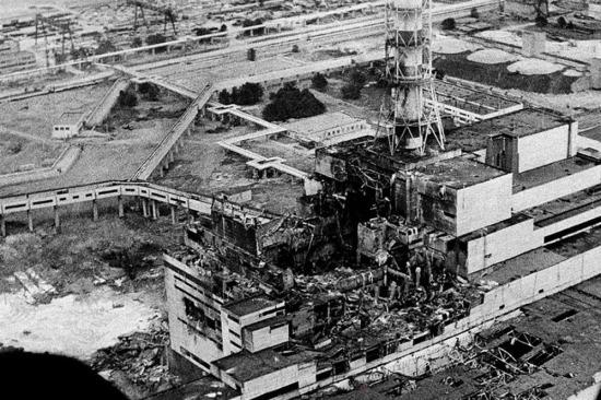 26 Nisan 1986: Çernobil Nükleer kazası