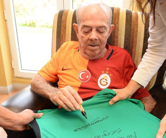 Turgay Şeren'ın doğum günü