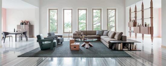 Bu senenin gözdesi modern ve aydınlık salon tasarımları