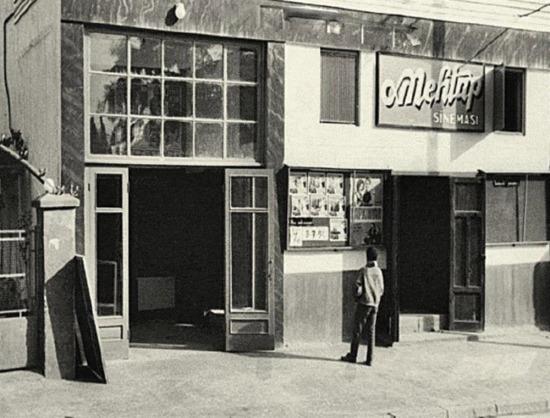 Mehtap Sineması. Batman 1962 yılı