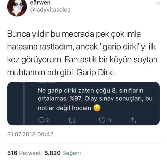 Muhtar Garip Dirki