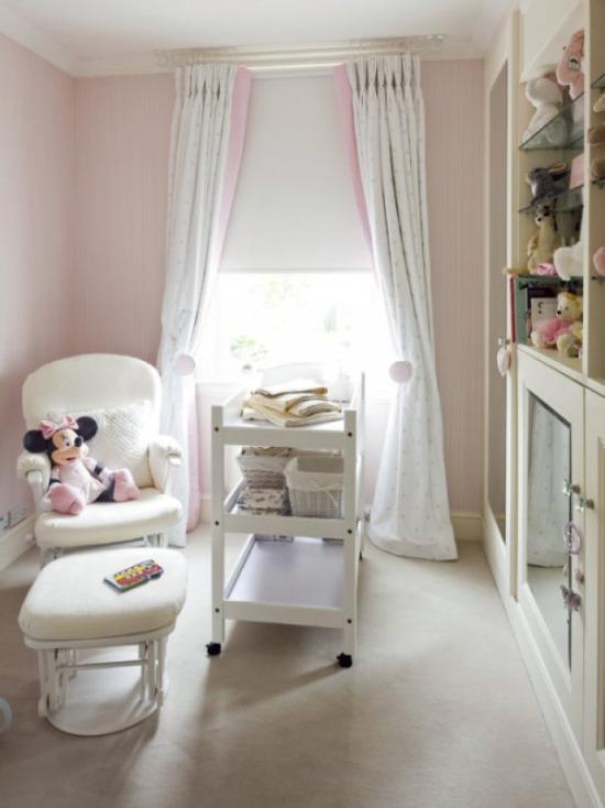 Bebek odası tasarımı...