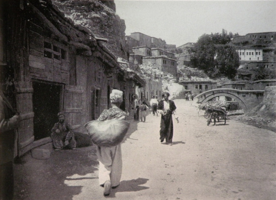 1909 yılında Bitlis