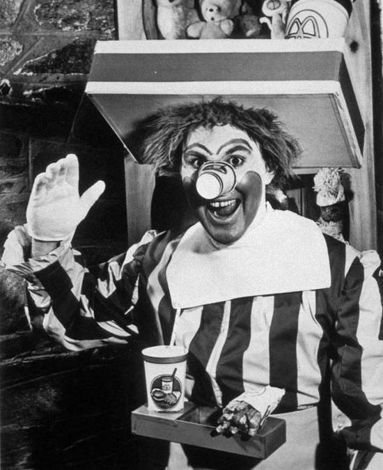 Gerçek Ronald McDonald, 1963 yılı