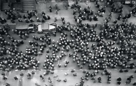 New York'ta şapkalar, 1930