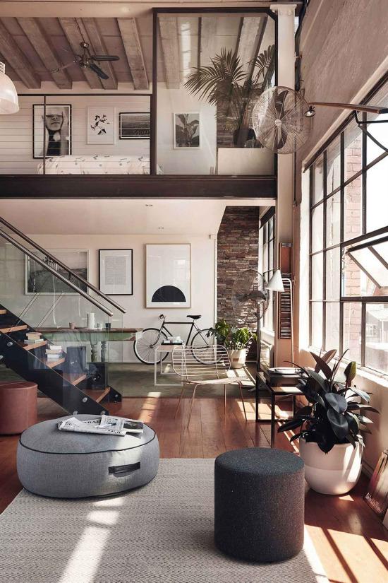 Modern tasarlanmış salonların hastasıyız