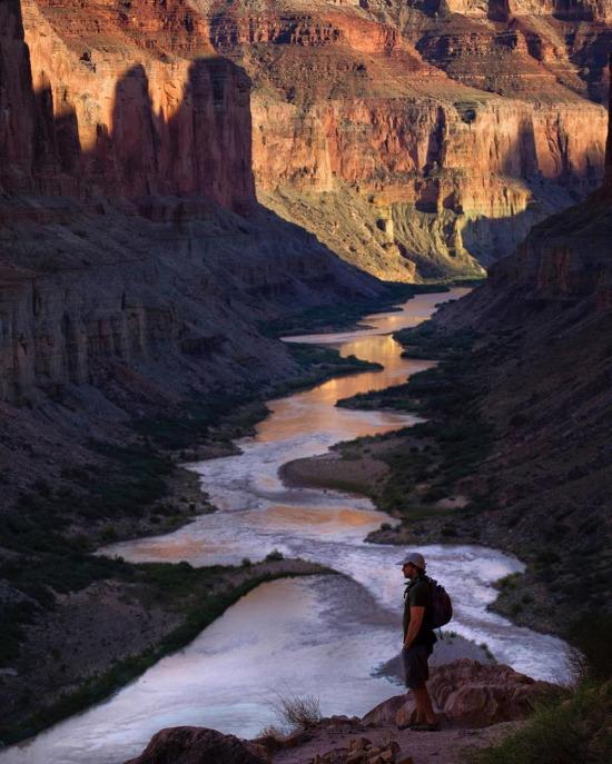 Büyük Kanyon gezisi