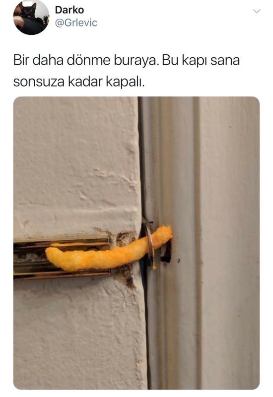 Dediğim kapılar