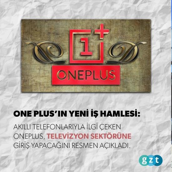 OnePlus'ın yeni iş hamlesi!