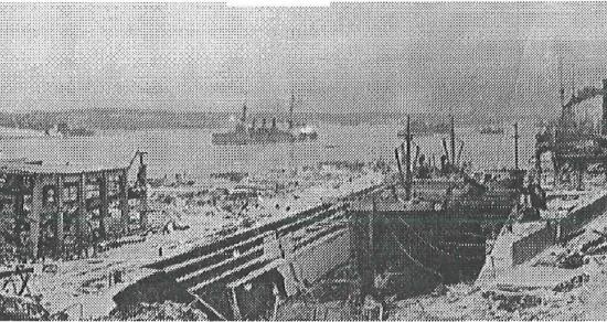6 Kasım 1917: Halifax Patlaması
