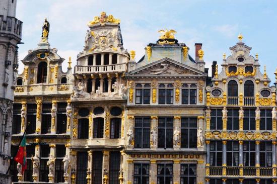 Grand Place Meydanı, Brüksel