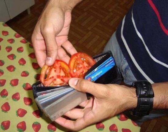 Maaş aldıktan 1 hafta sonra cüzdanım