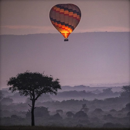 Masai Mara Ulusal Koruma Alanı