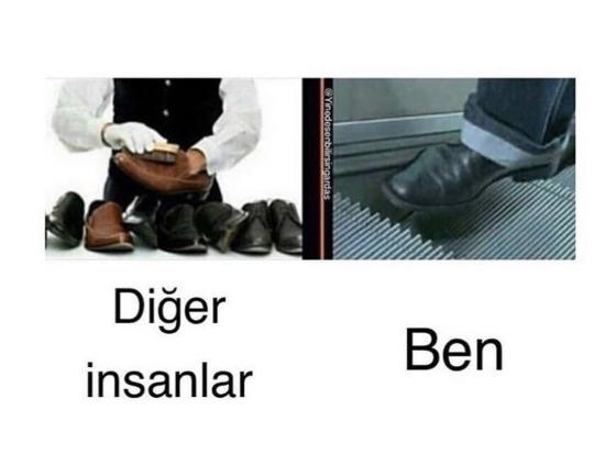 Ayakkabı temizlemek