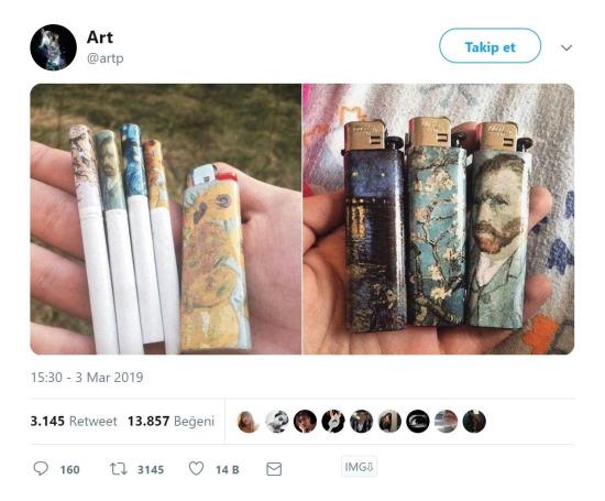 Rahat bırakın artık şu Vincent Gogh'u