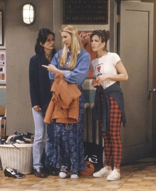 En sevdiğiniz Friends karakteri hangisiydi?