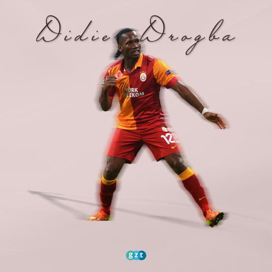 Drogba, 41 yaşında