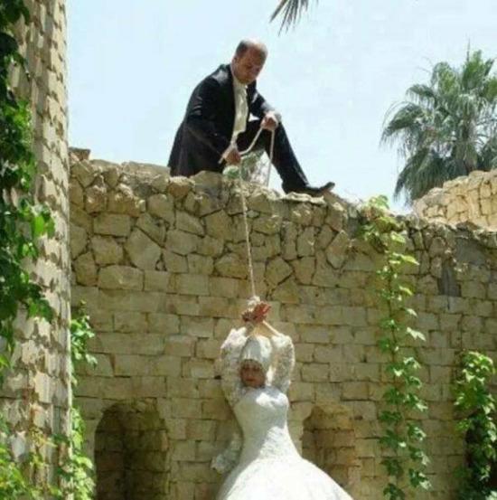 Hayal ettiğim düğün fotoğrafı :D