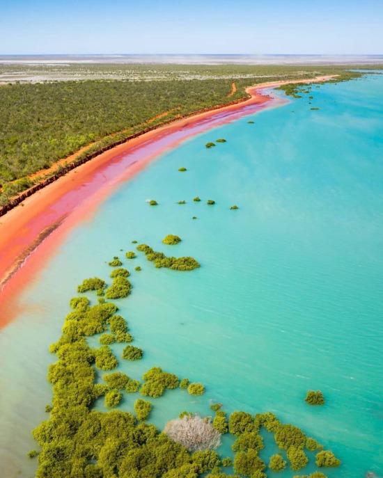 Roebuck Bay, Avustralya