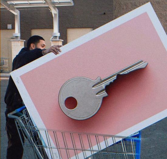 Keşke anahtarlar bu boyutta olsa da hiç kaybetmesek