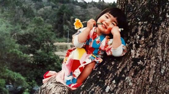 4 yaşındaki Japon kızın eğlenceli 20 fotoğrafı
