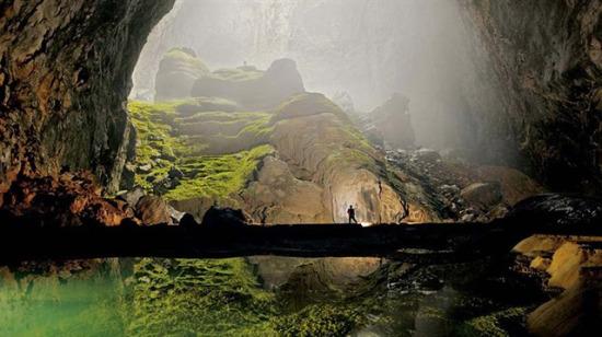Klostrofobik duygularınızı uyandırmayacak büyüleyici 10 mağara