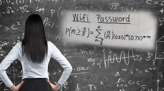 Ücretsiz internetten yararlanmak isteyen müşterilere matematik sorusu