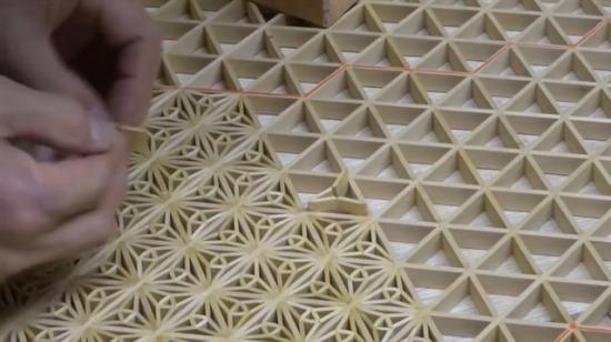 Japon ahşap oyma sanatı nasıl yapılıyor?