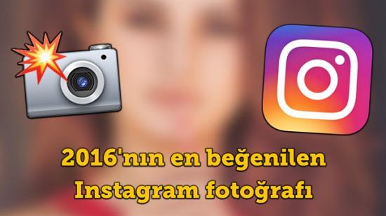 Instagram'da 2016'nın en beğenilen fotoğrafı belli oldu