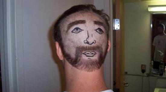 Saç kesimleriyle evrene gizli mesaj yollayan 15 erkek