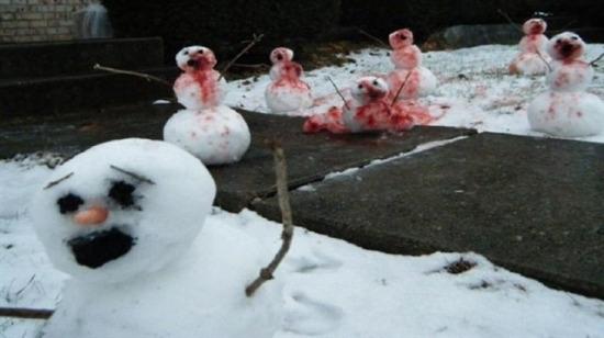Kardan adamı adamlığından utandıran görseller