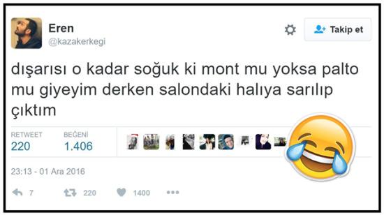Twitter fenomeni Kazak Erkeği'nin sesli sesli güldüren tweetleri