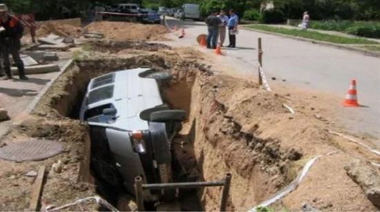 Derin analizler yapıldığında anlaşılabilecek enteresan kazalar