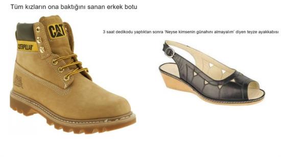 Yaran tespitler: Ayakkabı tercihine göre 15 komik kişilik analizi