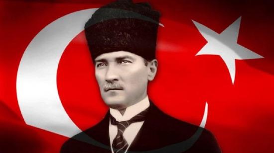 Atatürk'ün ölüm yıl dönümü sosyal medyada anıldı